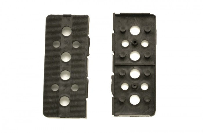 Précale drainante pour profilé PVC (📝)