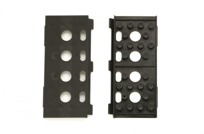 Précale drainante pour profilé PVC (…📝)