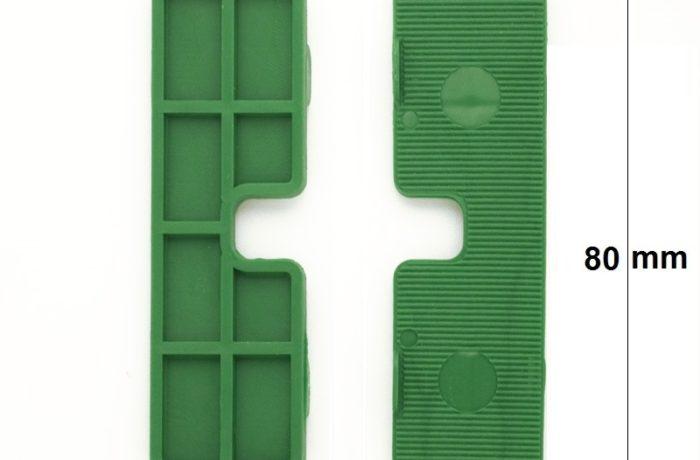 Cale de vitrage largeur 24mm (📝)
