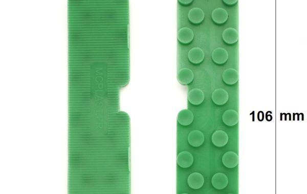 Cale de vitrage drainante largeur 29mm (📝)